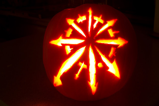 Halloween y la estrella del caos
