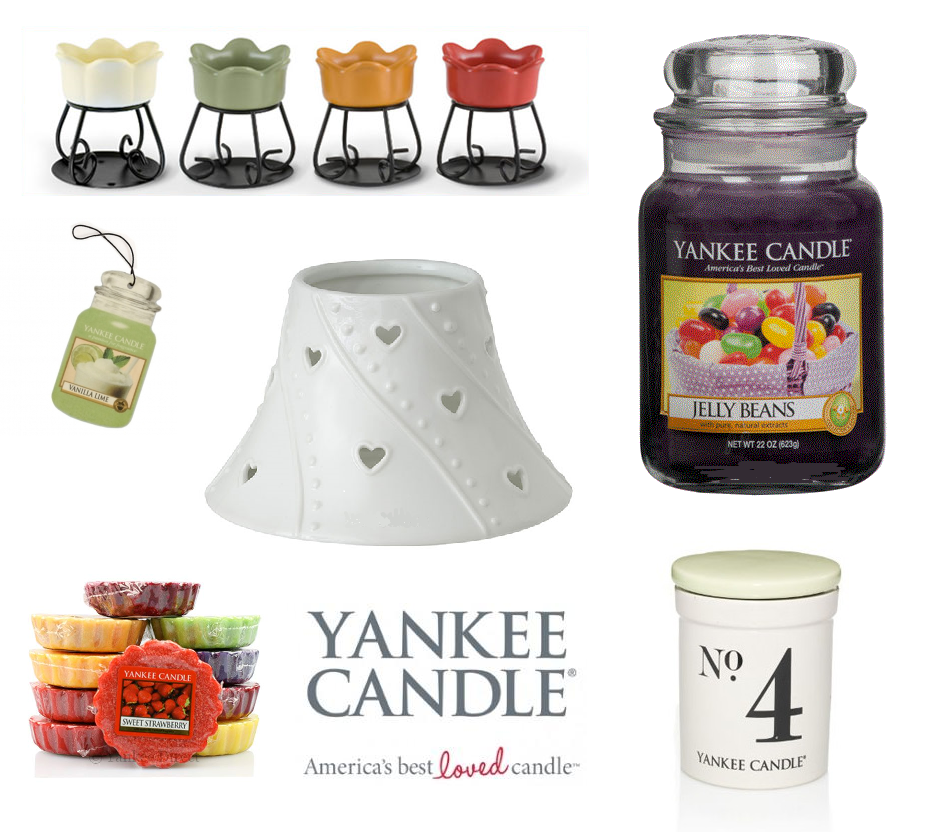 wishlist yankee candle