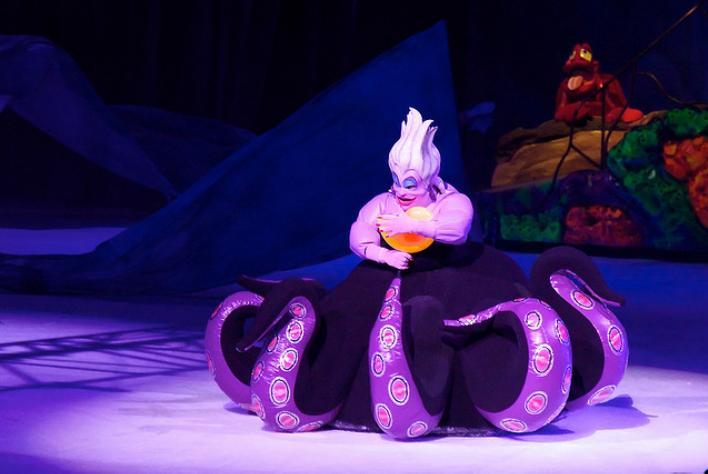 Ariel The Mermaid Sebastian Crab Flounder Fish