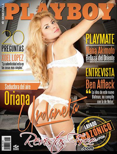 Oriana Urdaneta Playboy Venezuela