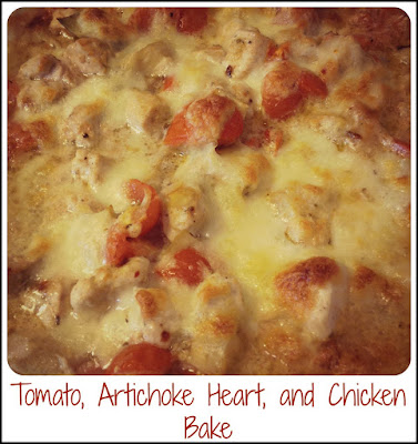http://www.bailiehemborg.com/2015/06/meals-of-the-week-tomato-artichoke-heart-and-chicken-bake/