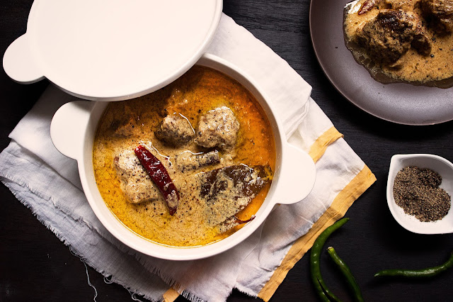 bengali mutton rezala recipe