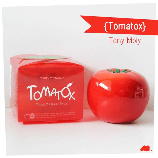 TonyMoly Tomatox