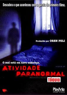Assistir Atividade Paranormal: Tóquio Dublado Online HD