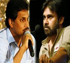 Satire: Silent Jagan questions Pawan's silence