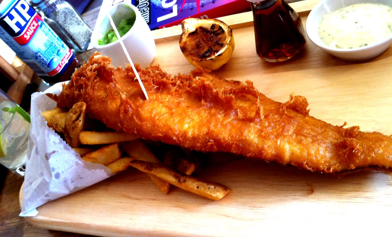 Green olive media london 39 s best fish and chips for London fish and chips