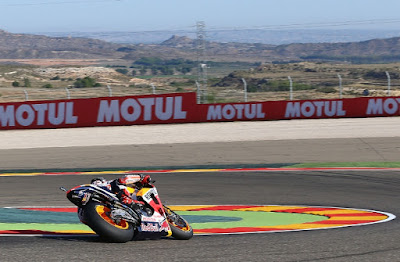Hasil Lengkap Latihan Bebas 3 MotoGP Aragon, Spanyol 2015
