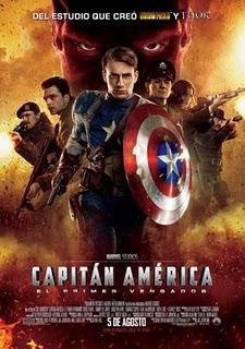 Capitan america, el primer vengador (2011)