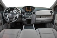 2015 New Honda Pilot for car used interior dashboard