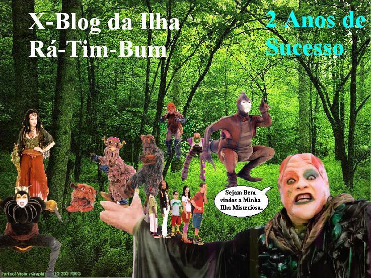 X-Blog da Ilha Ratimbum
