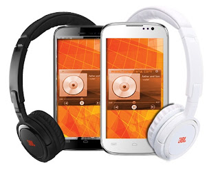 Micromax Canvas Music A88 JBL Headphone