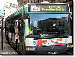france paris public transportation travel4foods. Black Bedroom Furniture Sets. Home Design Ideas