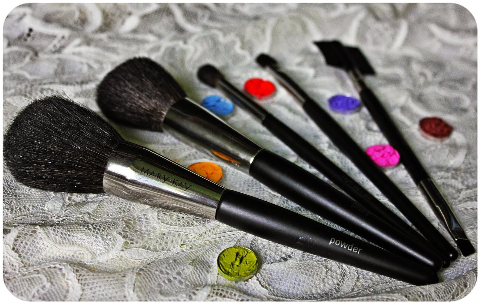 Кисточки для макияжа мери кей цена