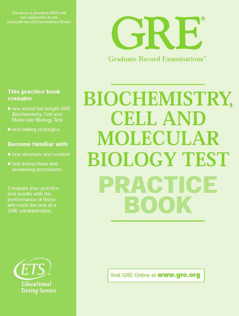 Gre Biology: Books | eBay