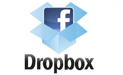 Facebook popping out in dropbox logo: Intelligent Computing