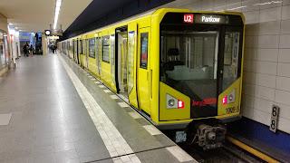 Bahnhöfe + U-Bahn: BVG baut um U-Bahnhof Mendelssohn-Bartholdy-Park verschwindet, aus Der Tagesspiegel