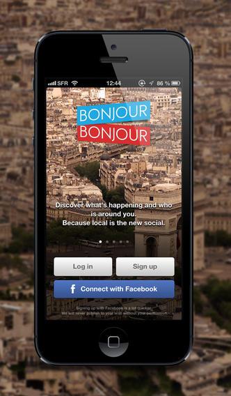 BonjourBonjour iPhone