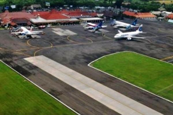 Bandara Ahmad Yani Semarang Jawa Tengah