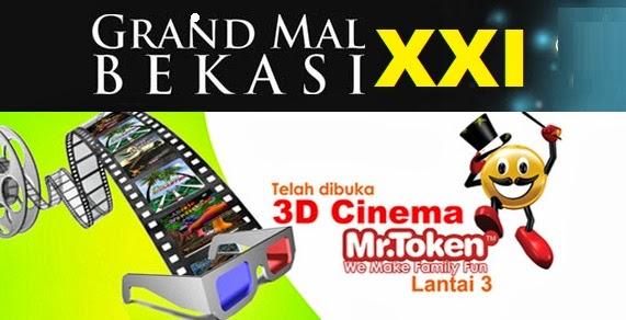 Bioskop Grand Mal 21 Bekasi