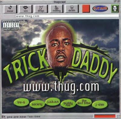 Trick Daddy – www.thug.com (CD) (1998) (FLAC + 320 kbps)