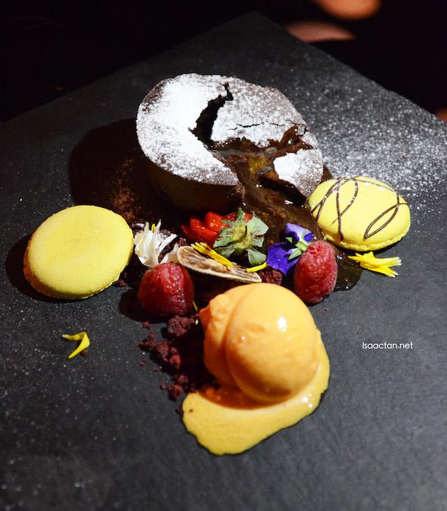 Chocolate Molten Cake - RM35