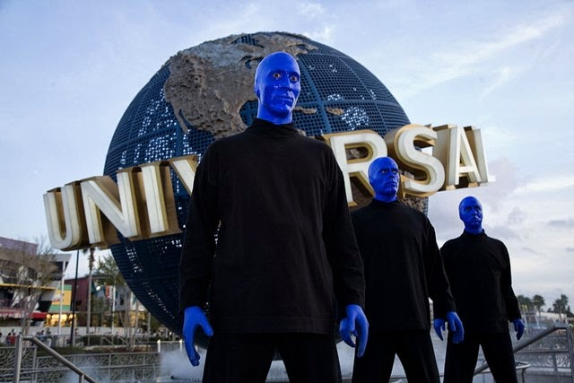 Blue Man Group Universal