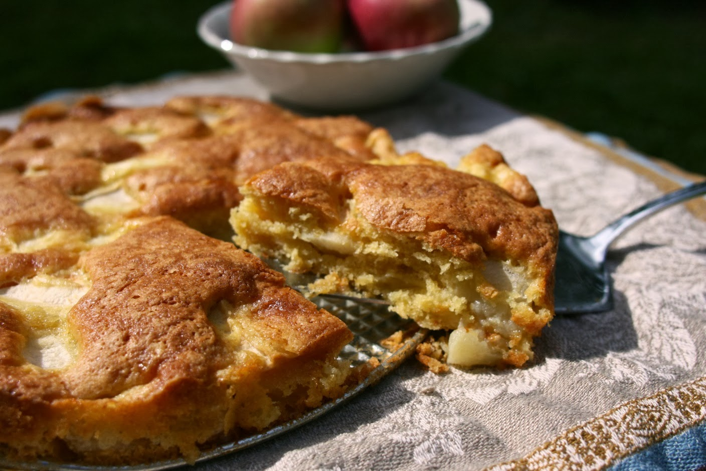 Marie-Helene's Apple Cake #French Fridays with Dorie | Simple Living ...