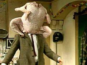 La navidad en Londres según Mr. Bean