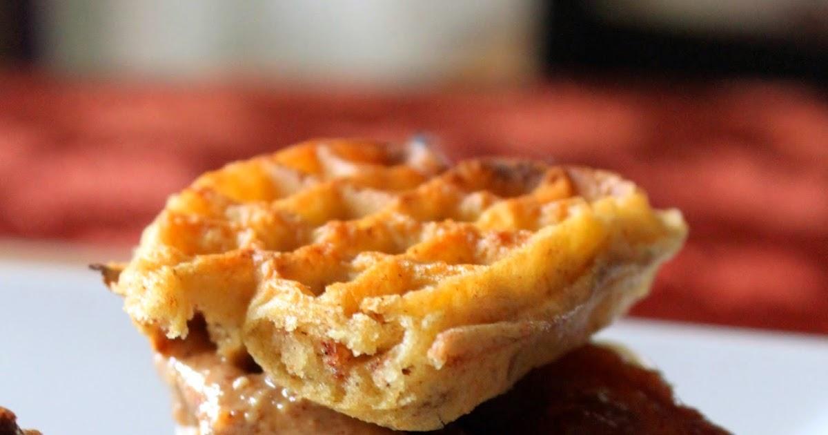 ... Cooking: Elvis Ice Cream Sandwich Waffles (With Candied Whiskey Bacon