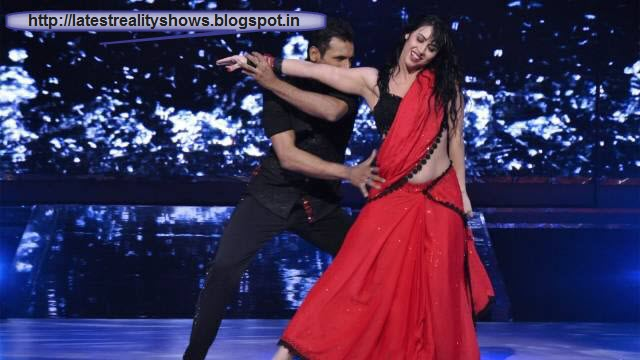 lauren and punit sizzling act