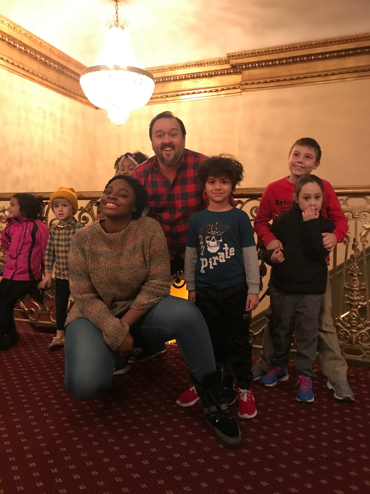 Mommygorjess Spongebob On Broadway At The Palace Theatre
