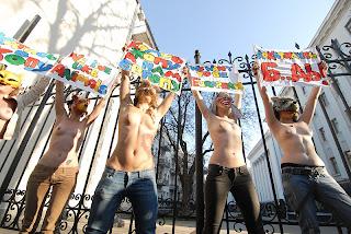 Femen о Европе