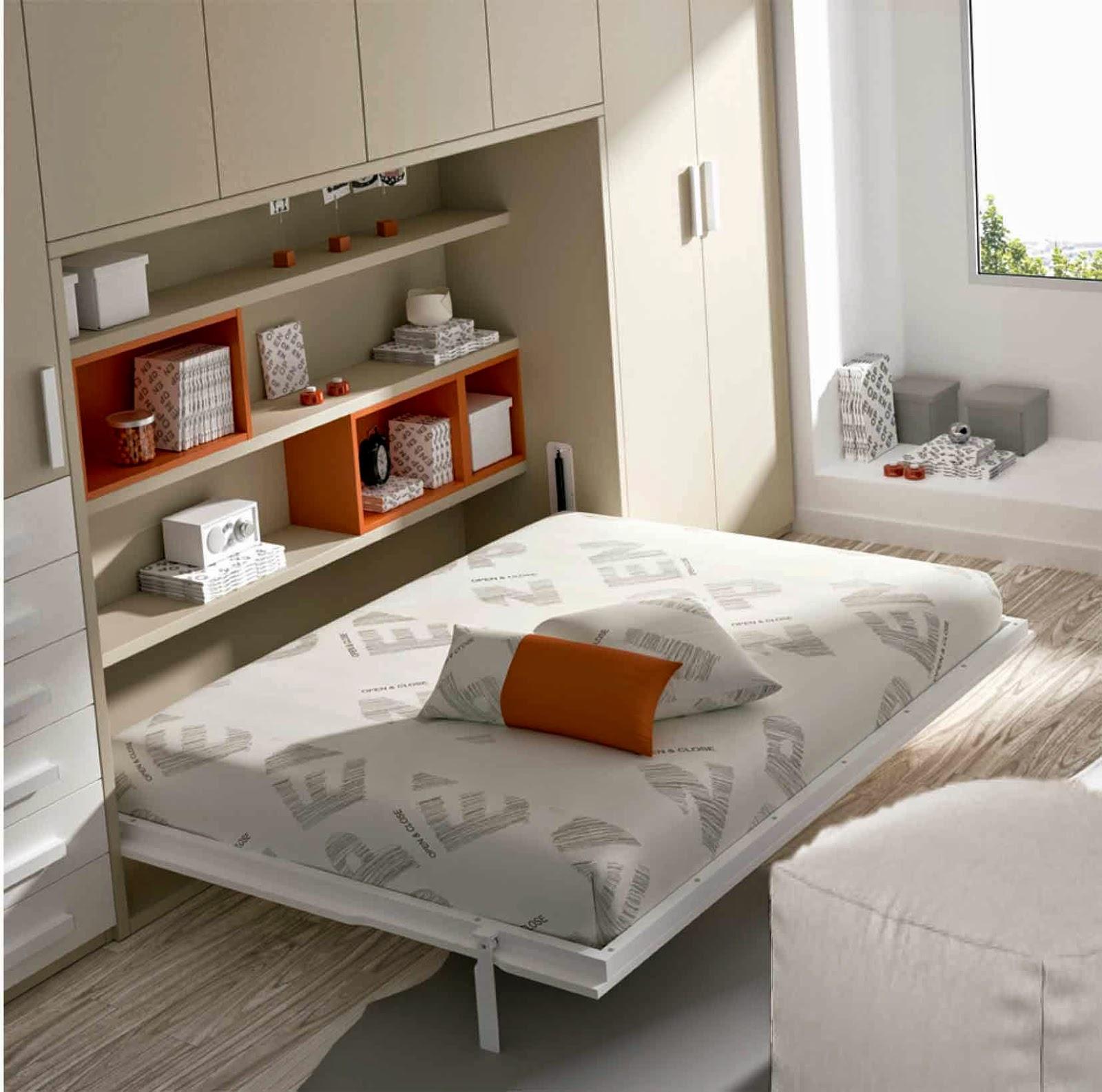 Literas y camas abatibles camas abatibles de matrimonio - Sistema cama abatible ...