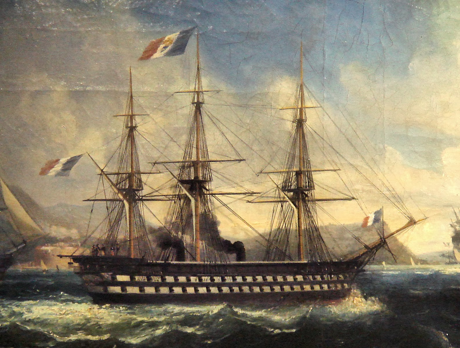 Navio Napoleon