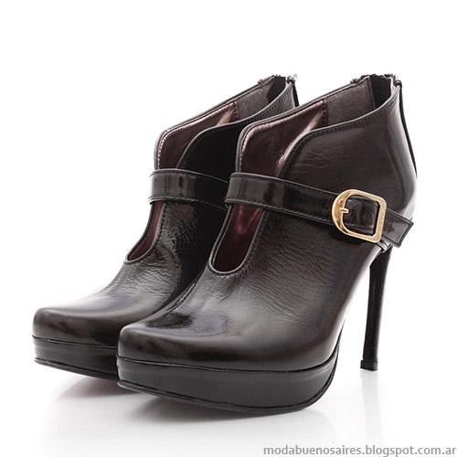 Moda calzado femenino otoño invierno 2015: botas, zapatos y zapatillas Blaque invierno 2015.