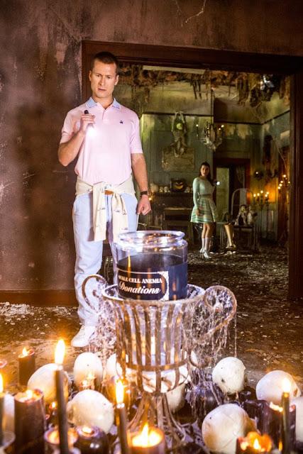 Argumento e imágenes promocionales del 1x04: 'Haunted House'