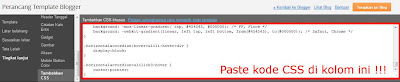 Membuat Tab Horisontal Accordion Dengan CSS3 Part 1