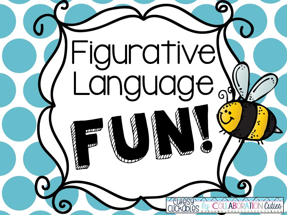 Figurative Language Activity: Flip Book by Michelle Dupuis Education