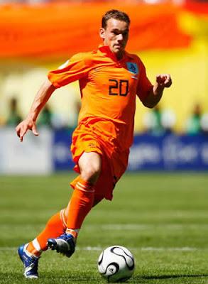 wesley sneijder holanda