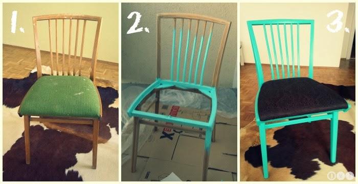 ich bin umgezogen auf diy st hle. Black Bedroom Furniture Sets. Home Design Ideas