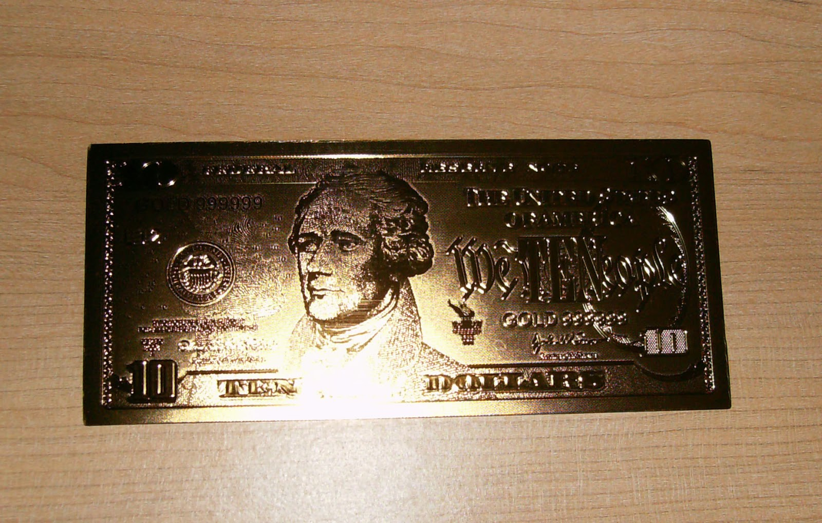 According To Nemo 24k Gold Banknote Review Is It Real