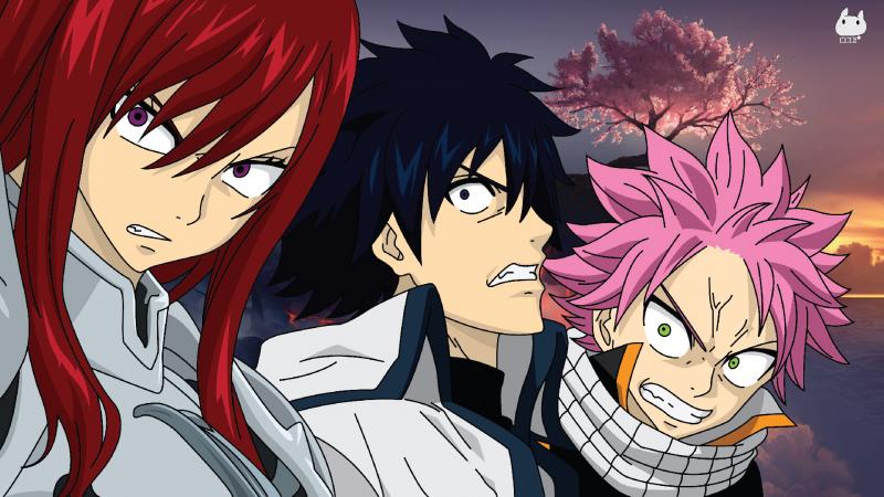 новейшие аниме картинки: