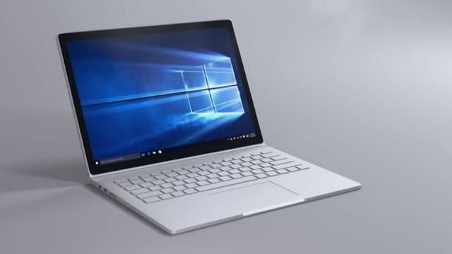 "Microsoft revela o seu primeiro laptop ""Surface Book"""