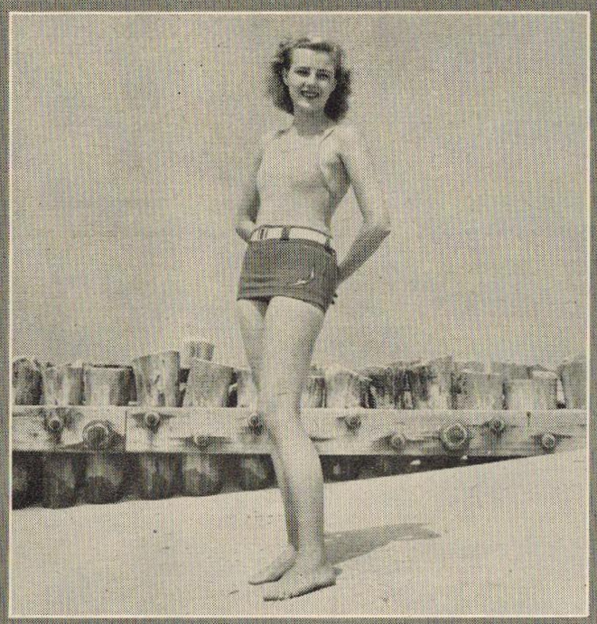 Post resort fashions 2013 swimsuit retrospective 1929 1930 1931