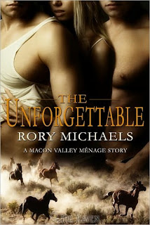 Review: The Unforgettable by Rory Michaels