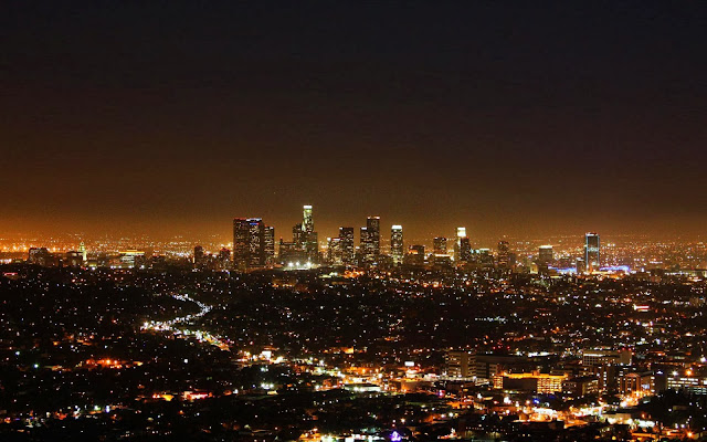 Los Angeles City Nights