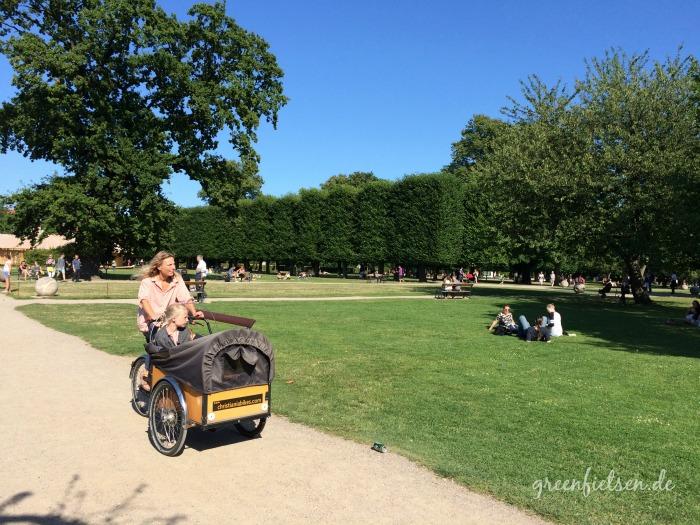 Rosenborg Have - Ein toller, großer Park im Zentrum Kopenhagens