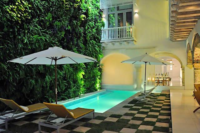 COLOMBIA: TCHERASSI HOTEL & SPA