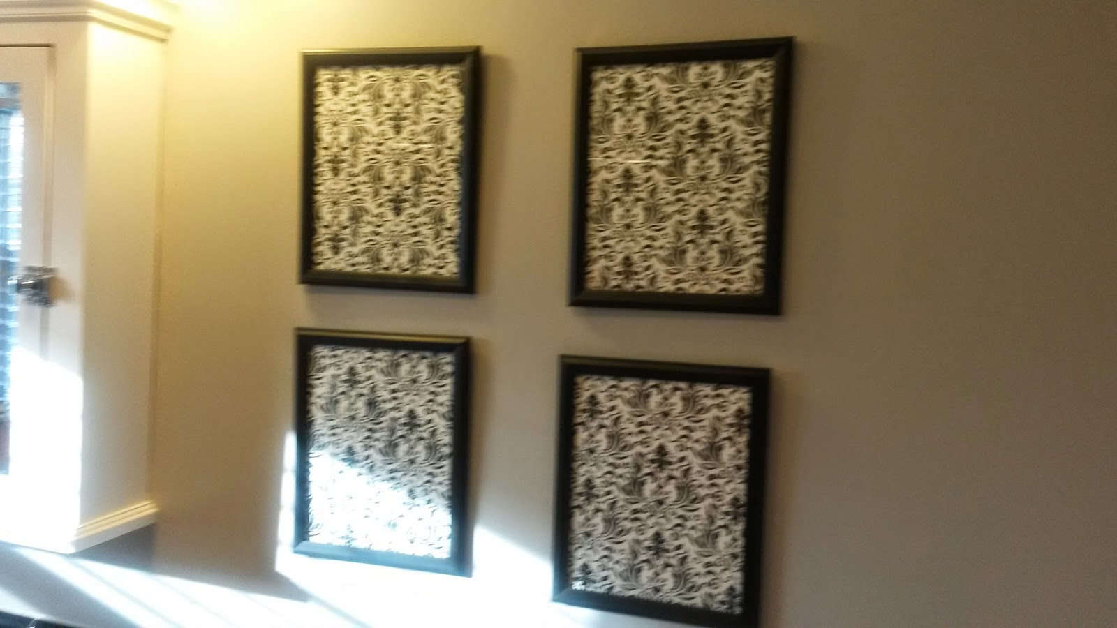 Stay at home mom with money saving tips dollar tree wall for Home decor 4 u