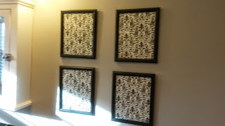 Stay at home mom with money saving tips dollar tree wall for Money bathroom decor